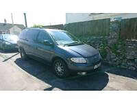 WHEELCHAIR CONVERTED CHRYSLER GRAND VOYAGER 11 MONTHS MOT, WAV, DISABLED, MOBILITY, DIASABILITY