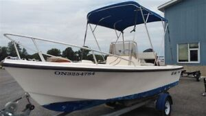1995 Mako Marine Inc 171 Center Console