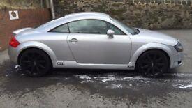 Audi TT 1.8Turbo 225bhp