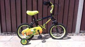 """Apollo Claws 14"""" Bike"""