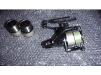 Rare Mint Shimano 4000GTM 4000 GTM Super Aero Fighting drag fishing reel Japan