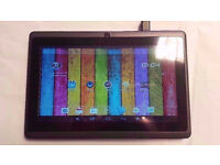 "7"" ANDROID TABLET BRAND NEW WITH RECEIPT"