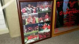Man United memorabilia