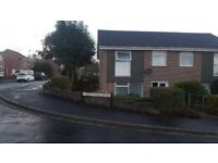 3 Bedroom House with garden in a lovely residential area of Newton Abbot