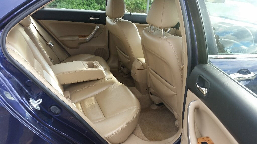 Honda Accord VTEC EX 4dr