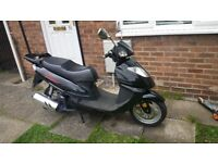 Direct bikes 125 cc may swop for a gear motorbike