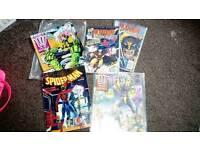 Old Rare magazines/comic's