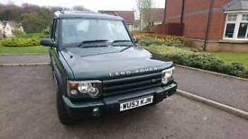 Land Rover Discovery 2 2.5TD5 GS 5Door(7 Seater)