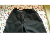 Alpinestars summer textile trousers.
