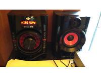 Bush 150watt Bluetooth USB MP3 DAB CD Mini System