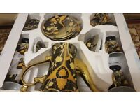 Cheap. 24 Carat Gold plated Teaset. Collect today cheap