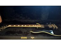peavey signature series hp ex electric guitar with quality hardcase included