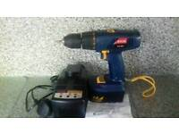 Ryobi cordless drill/driver 14.4 volt
