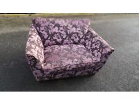 small sofa/chair for sale