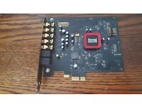 Sound blaster Z Imaculate condition