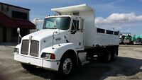 1996 Kenworth T300 T/A Gravel Truck -