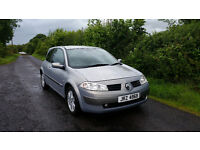 Megane Dci 11 Months Mot 6 Speed Very Good Condition Inside & Out!!
