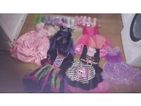 Girls Bundle of Fancy Dress Age 4-7yrs World Book Day Bundle