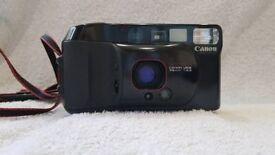 Canon sure shot supreme 38mm f2.8 35mm compact film camera rangefinder pre digital prime lens