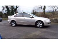 05 Mazda 6 1.8 S 5 Door**Only 67000 Genuine Miles***Full MOT**