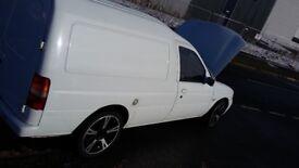 Ford escort van rs2000