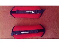 Ankle Wrist Weights Running Exercise Fitness