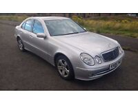 mercedes benz e class avantgarde cdi 270 turbo diesel auto