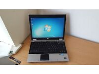 Ref 106 HP Laptop Microsoft Windows 7 Office 3GB RAM 160GB HDD Wifi