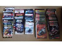 British Superbikes Programmes 70 in total 2002 to 2017