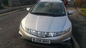 AMAZING Honda Civic New Model 2.2 With Parrot