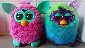 two furbie connects