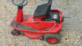 Ride on mower - Countax Rider 30