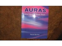 Auras and how to read them Sarah Bartlett RRP £15