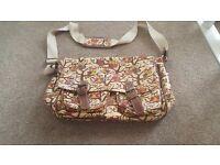 Owl design bag/ school satchel