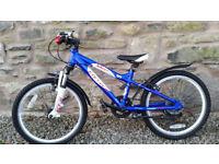 Boys Mountain Bike - Carrera Blast - *Can Deliver*