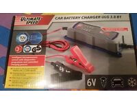 New Car Battery Charger