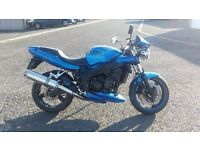 2005 TRIUMPH SPEED FOUR 600cc
