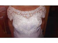 Size 18 Wedding Dress