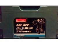 New Makita DHP458RF3J 18V Cordless li-ion Compact 2-speed Combi Drill (3 x 3.0Ah Batteries)