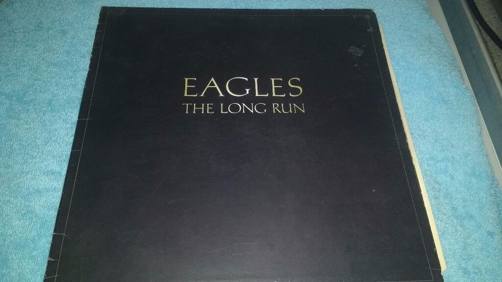 THE EAGLES THE LONG RUN VINYL L.Pin Southside, GlasgowGumtree - CLASSIC ALBUM, BOTH VINYL AND COVER IN VERY GOOD CONDITION. GATEFOLD SLEEVE CAN POST FOR £3.50