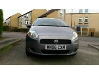 2006 Fiat Grande Punto 1.2 Active 5dr Drives great, very economical, New cambelt.