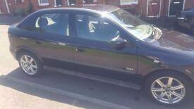 Vauxhall astra 1.8 sxi 12 months mot