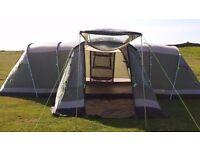Outwell Nebraska XL 8 person family tent