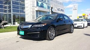 2015 Acura TLX Tech Was $34993 Now $32991, V6, SH-AWD, Navigati
