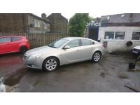vauxhall insignia 1.8 sri 2009 70000 miles with full service history