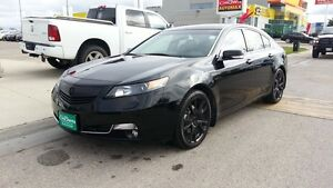 2013 Acura TL Elite Was $28999 Now $26991, Black Edition, Navig