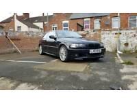 BMW 325CI coupe e46 msport