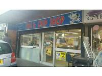 fish and chips shop 60000 OIRO