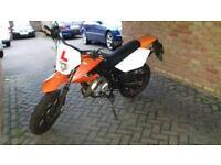 AJS JSM 50cc Moped. mot till april 2018
