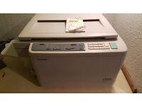 TOSHIBA 1350 PLAIN PAPER COPIER